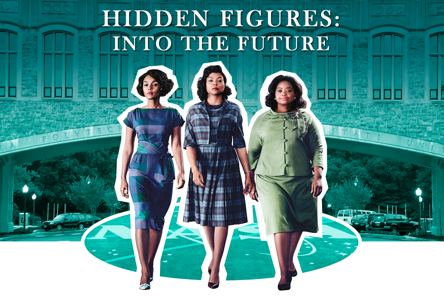 A screening of the acclaimed movie Hidden Figures + evening tours of science & technology facilities at Virginia Tech!